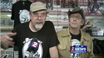 Recycled Records - In the News Thumbnail