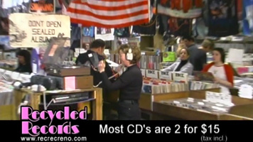 Recyled Records - Customer Relations Thumbnail